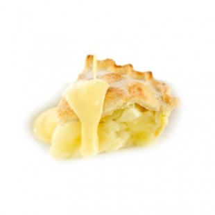 apple pie and custard e-liquid