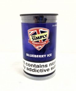 Blueberry Ice - Simply Vapour E Liquid