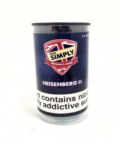 Heisenberg 2 - Simply Vapour E Liquid