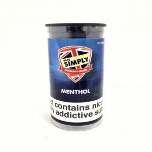 Menthol - Simply Vapour E Liquid