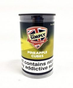 Pineapple Cubes - Simply Vapour E Liquid