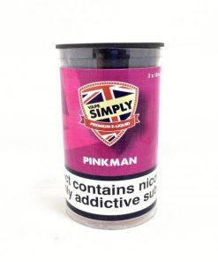Pinkman - Simply Vapour E Liquid