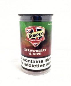 Strawberry & Kiwi - Simply Vapour E Liquid