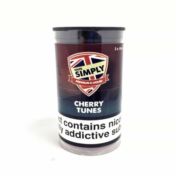 Cherry Tunes - Simply Vapour E Liquid
