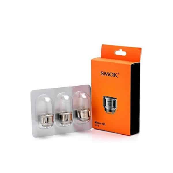 Smok Minos-Q2 Clapton Dual Core Coils