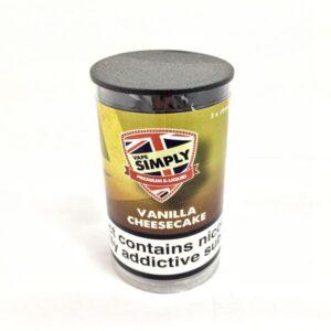 Vanilla Cheesecake - Simply Vapour E Liquid