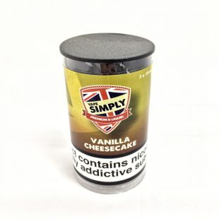 Vanilla Cheesecake - Simply Vapour E Liquid