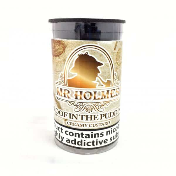 Mr. Holmes Proof In The Pudding e-liquid