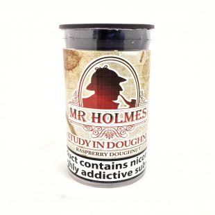 Mr. Holmes A Study In Doughnut eliquid