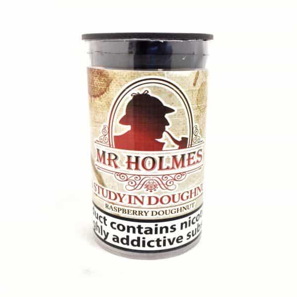 A Study In Doughnut – Mr Holmes