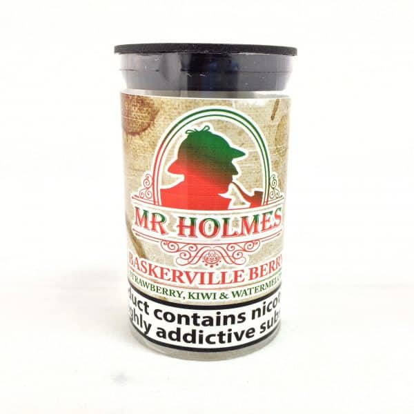 Mr. Holmes Baskerville Berry e-liquid