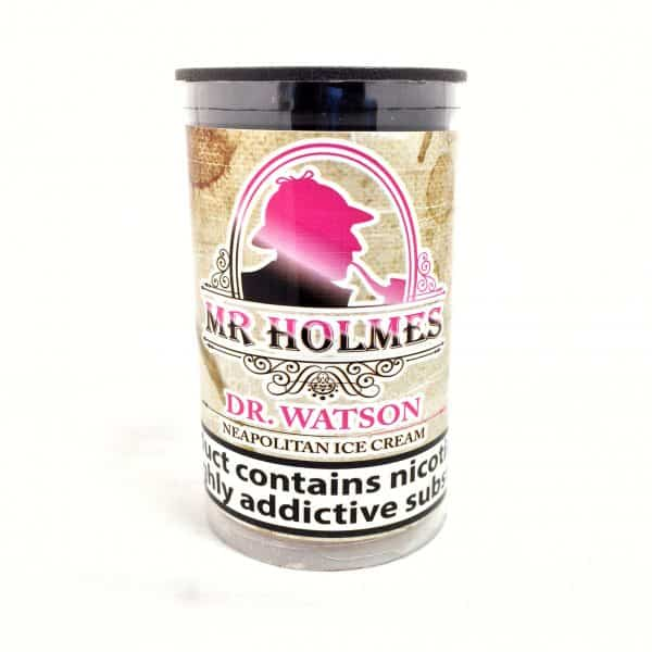 Mr. Holmes Dr. Watson e liquid