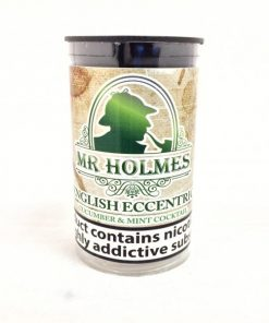 Mr. Holmes English Eccentric e liquid