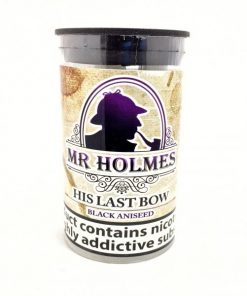 Mr. Holmes His Last Bow eliquid
