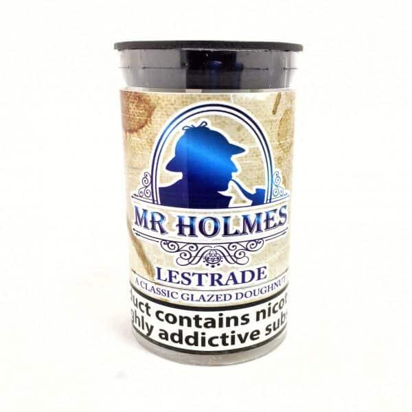 Lestrade – Mr Holmes