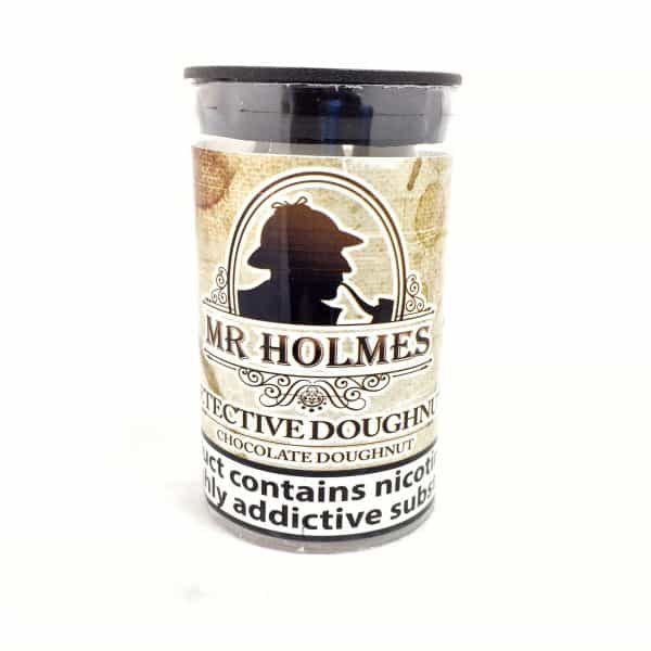 Detective Doughnut – Mr Holmes