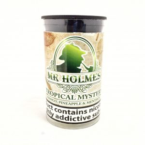 Tropical Mystery E-liquid from Mr. Holmes