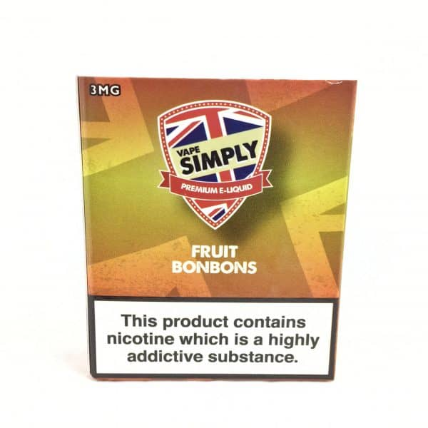 Fruit Bonbons – Simply Vapour
