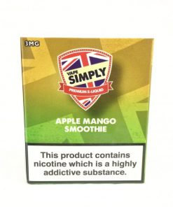 Apple & Mango Smoothie - Simply Vapour