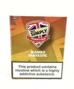 Mango Fantastic - Simply Vapour