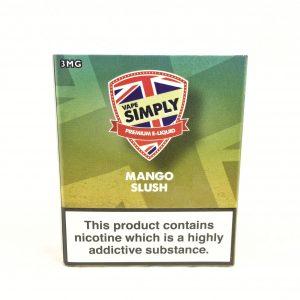 Mango Slush - Simply Vapour