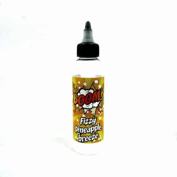 Fizzy Pineapple Breeze – BOOM! 80/20