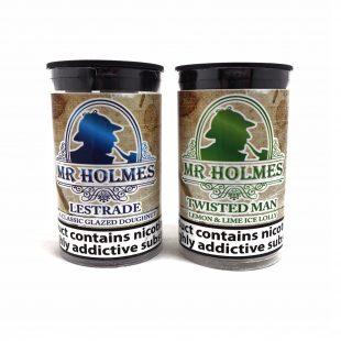 2 x Mr Holmes