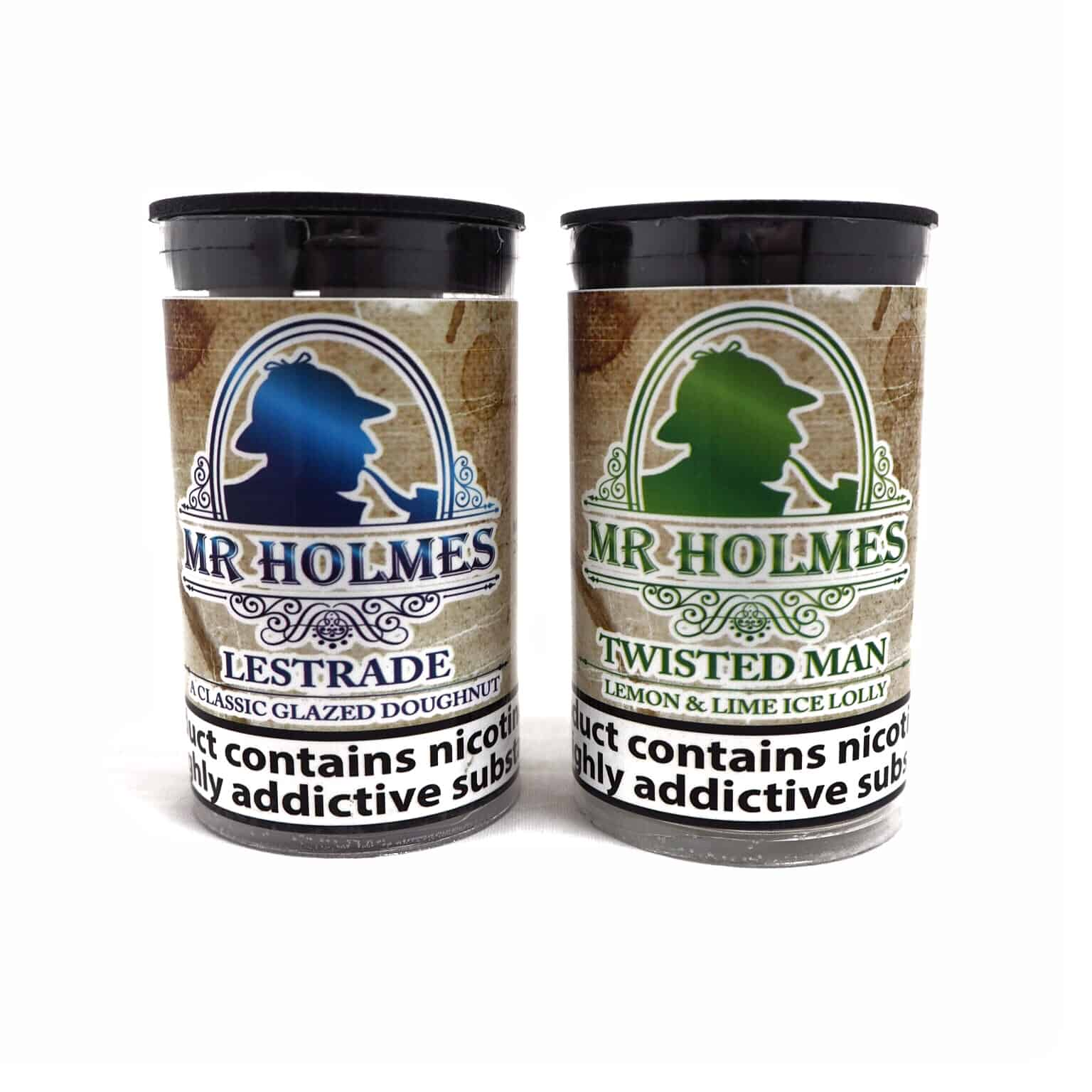 2 x Mr Holmes Offer