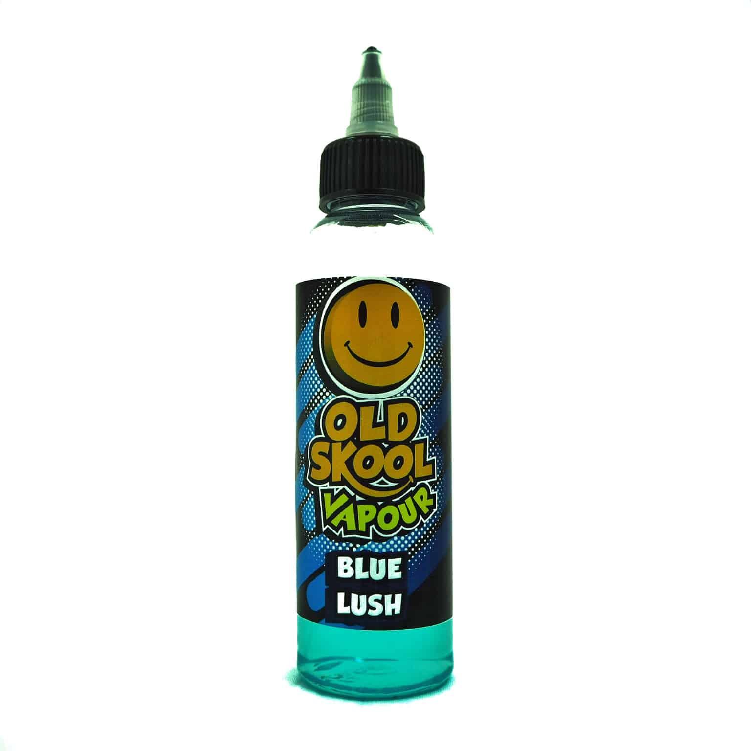 Blue Lush  – OLD SKOOL VAPOUR! 80/20