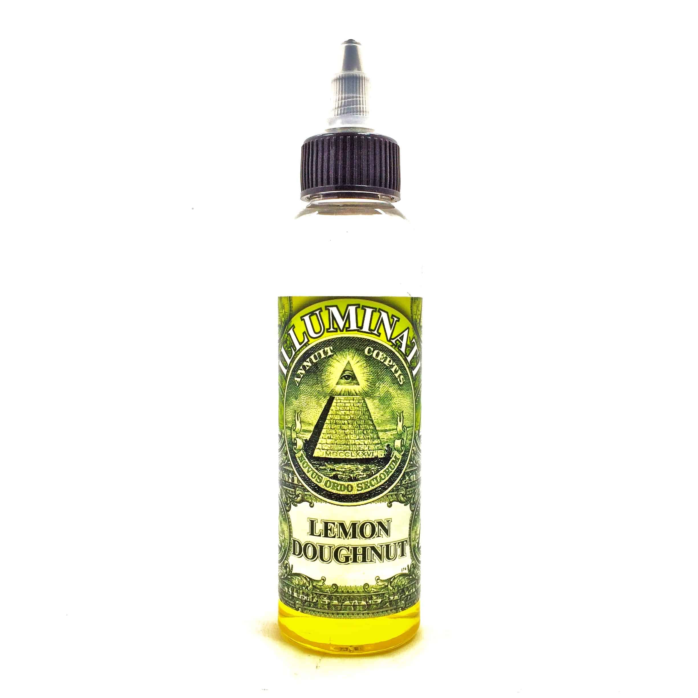 LEMON DOUGHNUT – ILLUMINATI 80/20